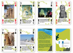 Cultural Awareness Playing Cards